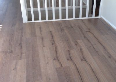 Laminate Clix Old Oak Dark Grey Flooring - Modernising the family home