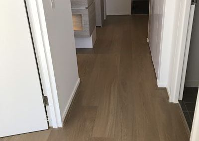 Engineered Palazzo Fossil Oak Matt Hallway