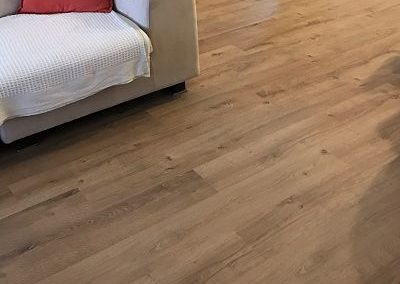 Laminate Clix Rustic Oak Brushed Louge area